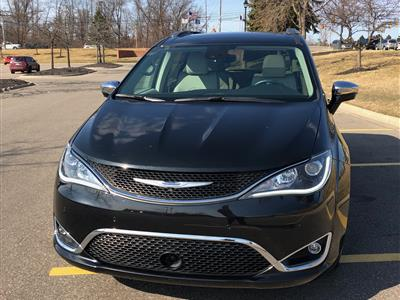 2017 Chrysler Pacifica lease in Birmingham,MI - Swapalease.com