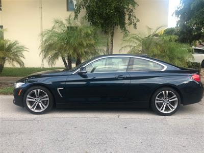 2017 BMW 4 Series lease in Fort Lauderdale,FL - Swapalease.com