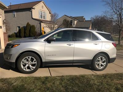 2018 Chevrolet Equinox lease in Troy,MI - Swapalease.com