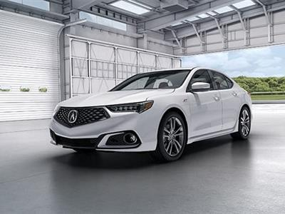 2018 Acura TLX lease in New York,NY - Swapalease.com