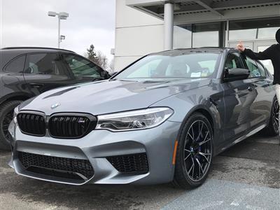 2019 BMW M5 lease in Cazenovia,NY - Swapalease.com