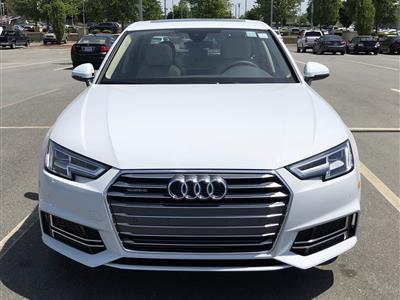 2018 Audi A4 lease in Charlotte,NC - Swapalease.com