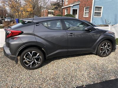 2018 Toyota C-HR lease in Newton,MA - Swapalease.com