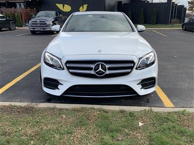 2017 Mercedes-Benz E-Class lease in st joseph,MI - Swapalease.com