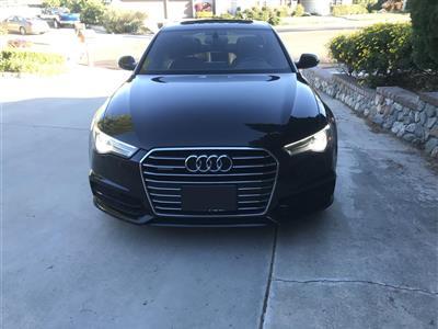 2017 Audi A6 lease in Yorba Linda,CA - Swapalease.com