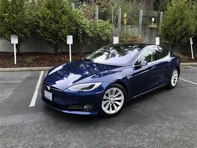 2017 Tesla Model S lease in Bellevue,WA - Swapalease.com