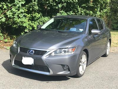 2016 Lexus CT 200h lease in Brier,WA - Swapalease.com