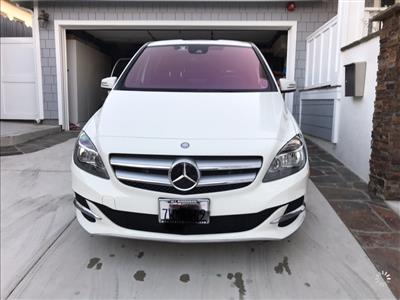 2017 Mercedes-Benz B-Class lease in Manhattan Beach,CA - Swapalease.com