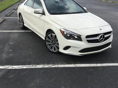 2018 Mercedes-Benz CLA Coupe lease in Stuart,FL - Swapalease.com
