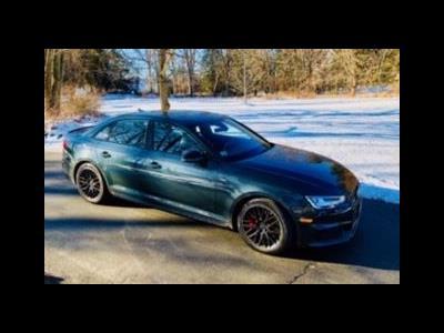 2018 Audi A4 allroad lease in Marlboro,MA - Swapalease.com