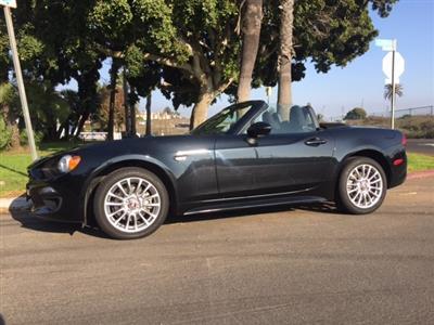 2017 Fiat 124 Spider lease in La Jolla,CA - Swapalease.com