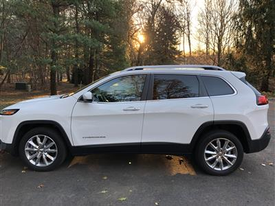2017 Jeep Cherokee lease in Weston,CT - Swapalease.com