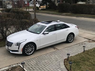 2018 Cadillac CT6 lease in Lynbrook,NY - Swapalease.com