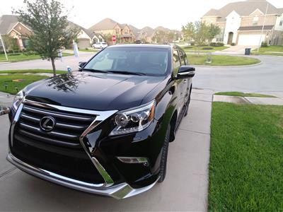 2018 Lexus GX 460 lease in Richmond,TX - Swapalease.com