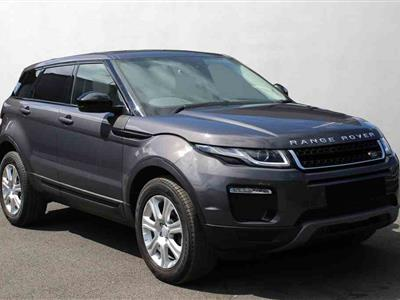 2017 Land Rover Range Rover Evoque lease in Coral Springs,FL - Swapalease.com