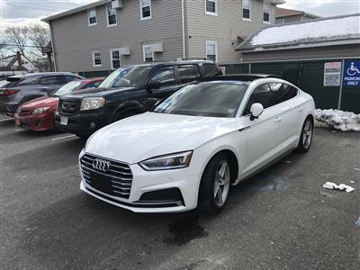 2018 Audi A5 Sportback lease in New York,NY - Swapalease.com