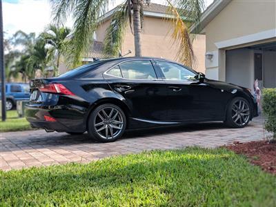 2016 Lexus IS 200t F Sport lease in Fort Myers,FL - Swapalease.com