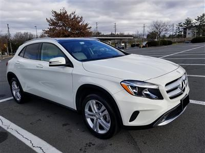 2017 Mercedes-Benz GLA SUV lease in Chantilly,VA - Swapalease.com