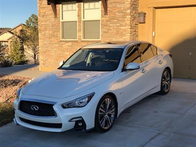 2018 Infiniti Q50 lease in Colorado Springs,CO - Swapalease.com