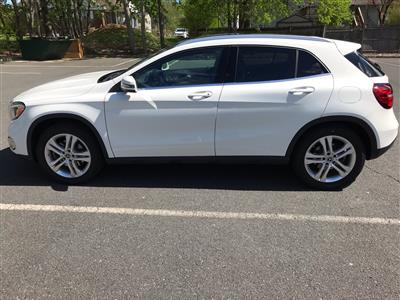 2018 Mercedes-Benz GLA SUV lease in Madison,NJ - Swapalease.com
