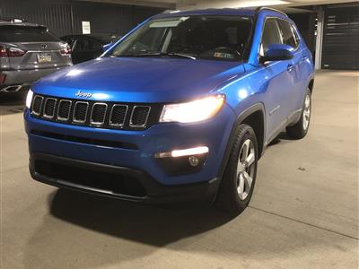2017 Jeep Compass lease in King Of Prussia,PA - Swapalease.com