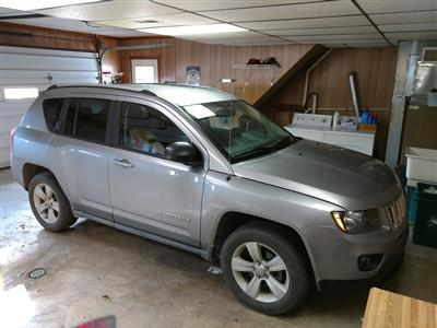 2016 Jeep Compass lease in Houtzdale,PA - Swapalease.com