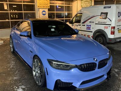 2018 BMW M4 lease in Brooklyn,NY - Swapalease.com