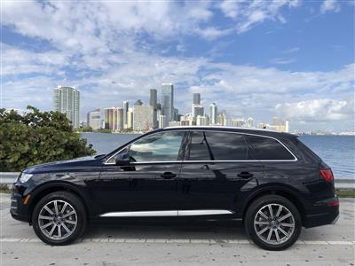 2017 Audi Q7 lease in Miami,FL - Swapalease.com