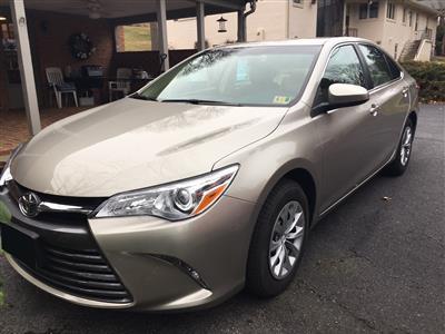 2017 Toyota Camry lease in Alexandria,VA - Swapalease.com