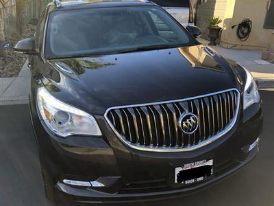 2017 Buick Enclave lease in Spring Valley,CA - Swapalease.com