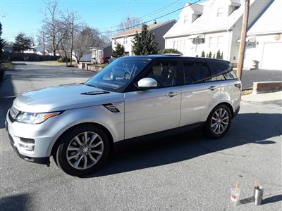 2016 Land Rover Range Rover Sport lease in North Providence,RI - Swapalease.com