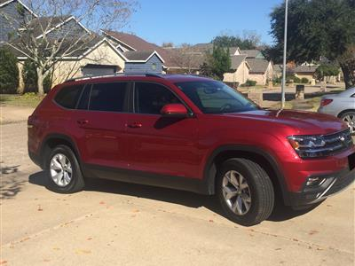 2018 Volkswagen Atlas lease in Missouri City,TX - Swapalease.com