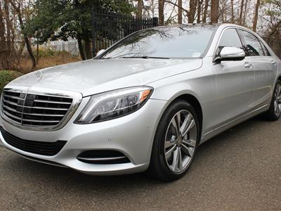 2016 Mercedes-Benz S-Class lease in Freehold,NJ - Swapalease.com