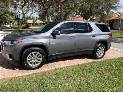 2019 Chevrolet Traverse lease in Coral Springs,FL - Swapalease.com