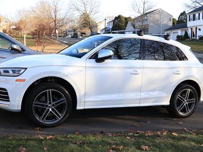2018 Audi SQ5 lease in Glastonbury,CT - Swapalease.com