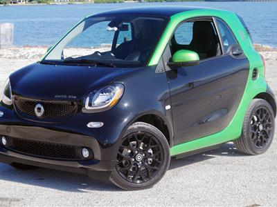 2017 smart fortwo electric drive lease in San Francisco,CA - Swapalease.com