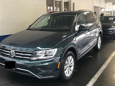 2018 Volkswagen Tiguan lease in Seattle,WA - Swapalease.com