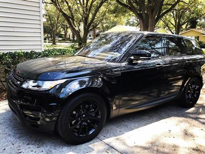 2017 Land Rover Range Rover Sport lease in Tampa,FL - Swapalease.com