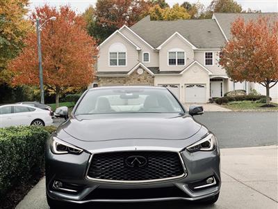 2018 Infiniti Q60 lease in Marlton,NJ - Swapalease.com
