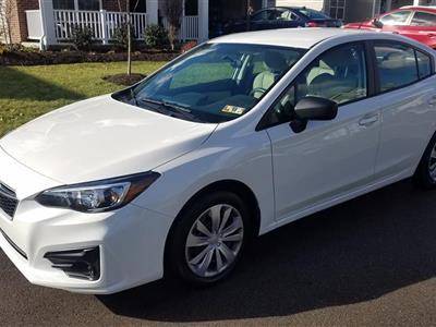 2018 Subaru Impreza lease in Pittsburgh,PA - Swapalease.com