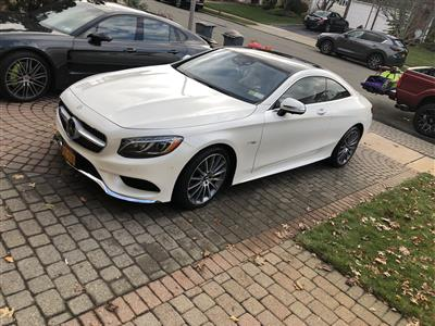 2016 Mercedes-Benz S-Class Coupe lease in long beach ,NY - Swapalease.com