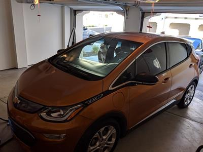 2017 Chevrolet Bolt EV lease in Whittier,CA - Swapalease.com