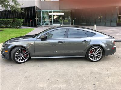 2018 Audi A7 lease in New York,NY - Swapalease.com