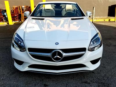 2017 Mercedes-Benz SLC Roadster lease in Miami,FL - Swapalease.com