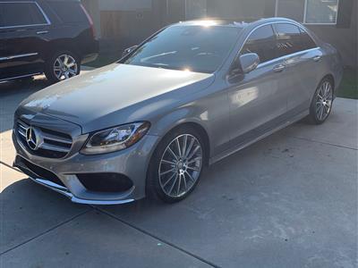 2016 Mercedes-Benz C-Class lease in Winnetka,CA - Swapalease.com