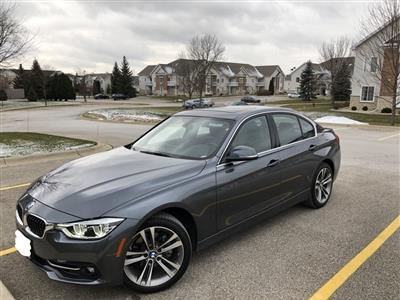 2018 BMW 3 Series lease in Madison,WI - Swapalease.com