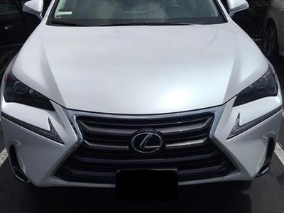 2017 Lexus NX 200t lease in Los Angeles,CA - Swapalease.com