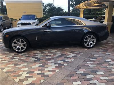 2015 Rolls-Royce Wraith lease in Sunny Isles Beach,FL - Swapalease.com