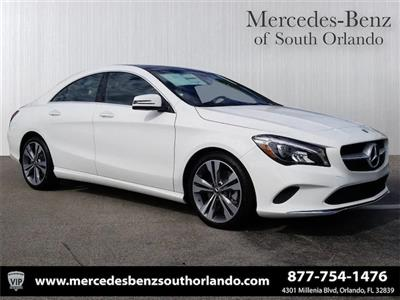 2019 Mercedes-Benz CLA Coupe lease in Orlando,FL - Swapalease.com