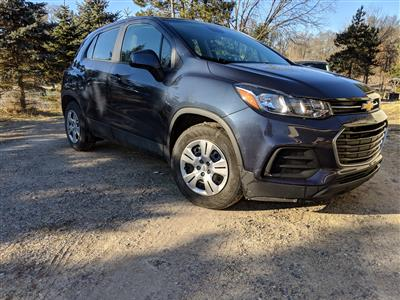 2018 Chevrolet Trax lease in Brighton,MI - Swapalease.com